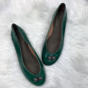 Anthropologie Pilcro Trinket Flats